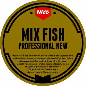 MIX FISH PROFESSIONAL NEW