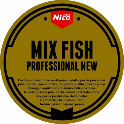MIX FISH PROFESSIONAL NEW