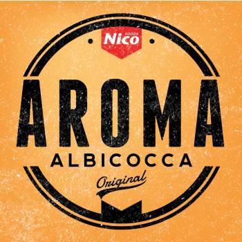 Aroma liquido albicocca