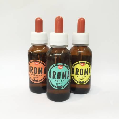 Aroma liquido brulè