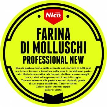 FARINA DI MOLLUSCHI PROFESSIONAL NEW