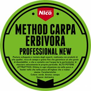 METHOD CARPA ERBIVORA PROFESSIONAL NEW