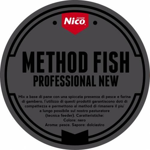 METHOD FISH PROFESSIONAL NEW