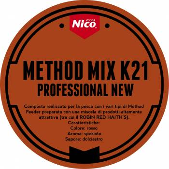 METHOD K21 PROFESSIONAL NEW