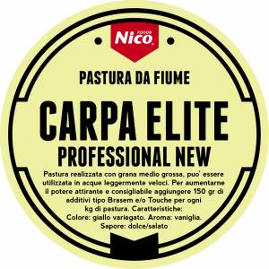 PASTURA CARPA ELITE PROFESSIONAL NEW