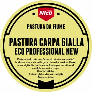 PASTURA CARPA GIALLA ECO PROFESSIONAL NEW