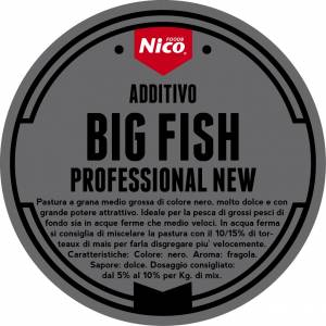 BIG FISH PROFESSIONAL NEW ( ADDITIVO )