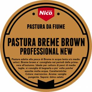 PASTURA BREME BROWN PROFESSIONAL NEW