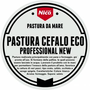 PASTURA CEFALO ECO PROFESSIONAL NEW