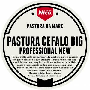 PASTURA CEFALO BIG PROFESSIONAL NEW