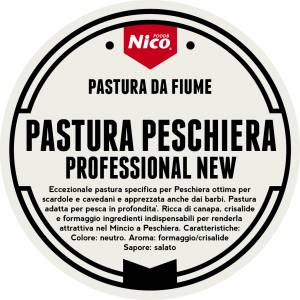 PASTURA PESCHIERA PROFESSIONAL NEW