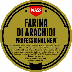 FARINA DI ARACHIDE PROFESSIONAL NEW
