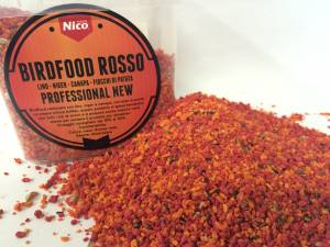 BIRDFOOD ROSSO PROFESSIONAL NEW