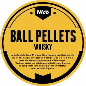 BALL PELLETS SUPERPREMIUM WHISKY