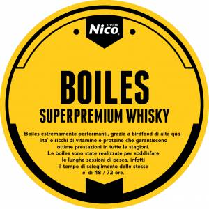 BOILES SUPERPREMIUM WHISKY