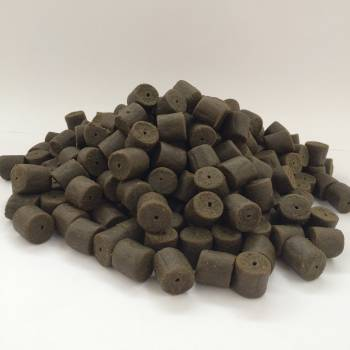 BLACK HALIBUT PELLET FORATO 8/14/20 MM