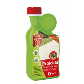 ERBICIDA BAYER RASIKAL QUICK 500 ML