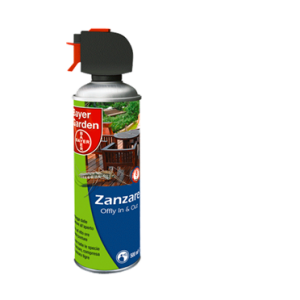 INSETTICIDA ZANZARE OFFLY BAYER IN&OUT BAYER 500 ML