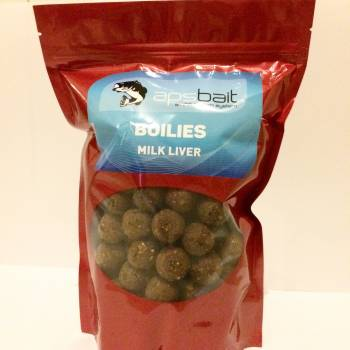 BOILIES MILK LIVER - LINEA APS AMINO PROTEIN SYSTEM