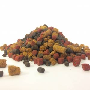 PELLET MIX COLOR  - LINEA APSBAIT AMINO PROTEIN SYSTEM (gusti assortiti)