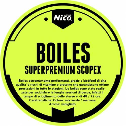 BOILES SUPERPREMIUM SCOPEX
