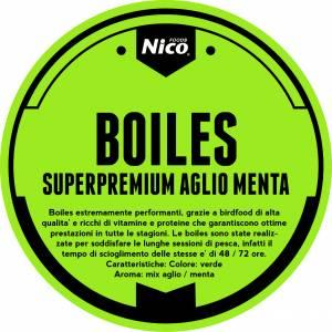 BOILES SUPERPREMIUM AGLIO-MENTA