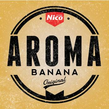 Aroma liquido banana