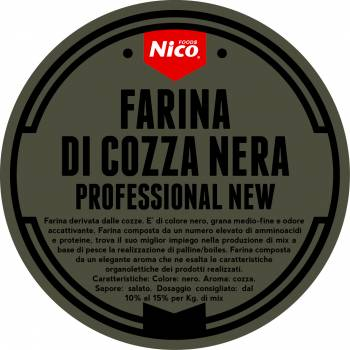 FARINA COZZA NERA PROFESSIONAL NEW