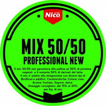 MIX 50/50 PROFESSIONAL NEW