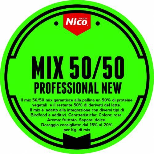 MIX 50/50 PROFESSIONAL NEW