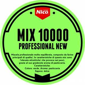 MIX 10.000 PROFESSIONAL NEW