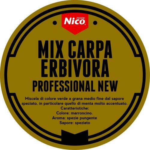 MIX CARPA ERBIVORA PROFESSIONAL NEW