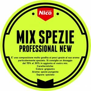 MIX SPEZIE PROFESSIONAL NEW