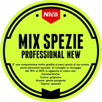 MIX SPEZIE PROFESSIONAL NEW