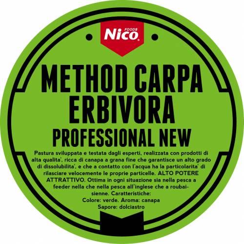 METHOD CARPA ERBIVORA PROFESSIONAL NEW