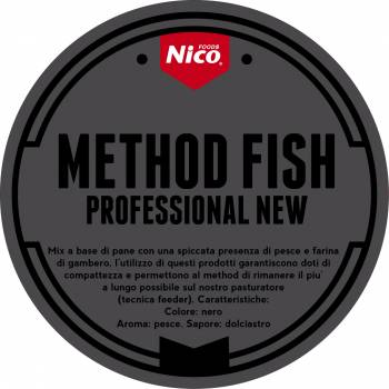 METHOD FISH PROFESSIONAL NEW