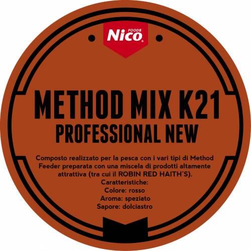 METHOD K21 PROFESSIONAL NEW
