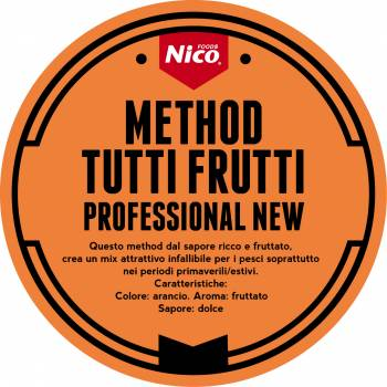 METHOD TUTTI FRUTTI PROFESSIONAL NEW