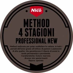 METHOD 4 STAGIONI PROFESSIONAL NEW