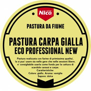 CARPA GIALLA ECO PROFESSIONAL NEW