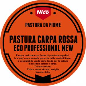 PASTURA CARPA ROSSA ECO PROFESSIONAL NEW