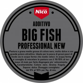 BIG FISH PROFESSIONAL NEW ( ADDITIVO )