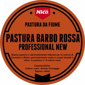 PASTURA BARBO ROSSA PROFESSIONAL NEW