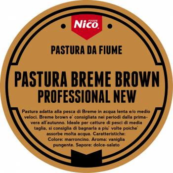 BREME BROWN PROFESSIONAL NEW