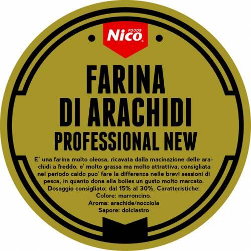 FARINA DI ARACHIDE PROFESSIONAL NEW
