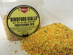 BIRDFOOD GIALLO PROFESSIONAL NEW
