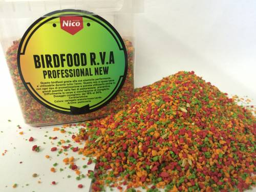 BIRDFOOD R.V.A. PROFESSIONAL NEW
