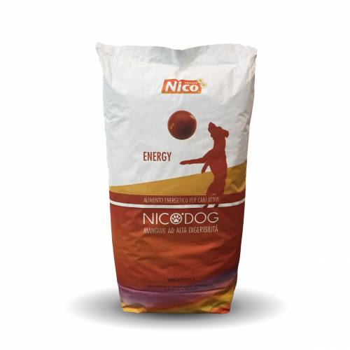 NICO  DOG ENERGY 15 KG