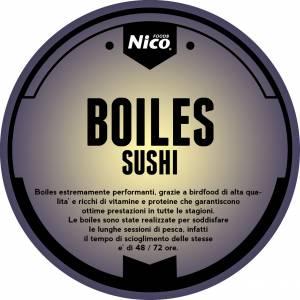 BOILES SUPERPREMIUM SUSHI