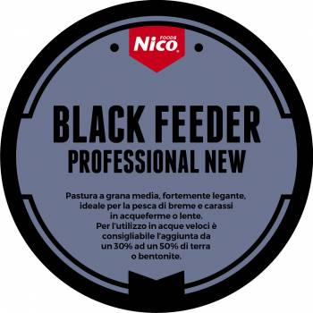 BLACK FEEDER PROFESSIONAL NEW